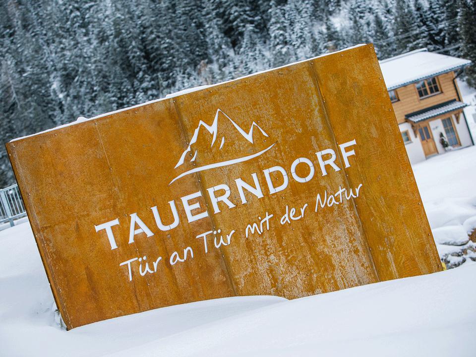Herzlich Willkommen im Tauerndorf
